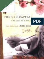 Kawabata, Yasunari - The Old Capital (Counterpoint, 2006)