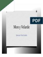 Unidad 2 Mon y Valarde - Samuel Villa Giraldo