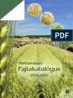 Fajtakatalogus 2014-1-30