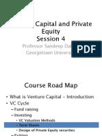 Venture Capital Class 4 SD