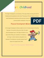 early childhood fact sheet ece 497