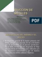 10935261 Produccion de Metales Ferrosos