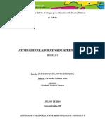 Atividade Colaborativa Modulo 3