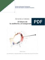 Futuro de La Auditoria y El Aseguramiento (1)