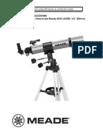 Informacion de Telescopio
