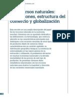 DOCUMENTO Recursos Naturales y La Economía
