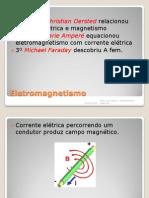 Eletromagnetismo resumo