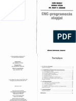 CNC-programozás Alapjai - Czéh Mihály Hervay Péter Nagy P Sándor
