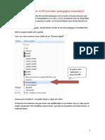 Cómo Instalar El SPI e Ingresar Al Servidor Instalable en Tu PC