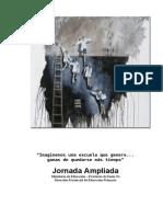 Cuadernillo - Propuesta Pedagógica de Jornada Ampliada