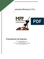 Presentacion MPP - Cotizacion 2012 Michilla