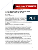 MySqlBfTool - Sacando Provecho a Inyecciones Ciegas de Sql.pdf