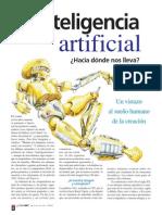 La Inteligencia Artificial Hacia Donde Nos Lleva