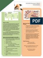 ard resource sheet