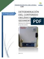 Manual - Contenido de Materia Organica - CADS
