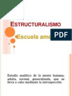 Estructuralismo - Edward Titchener