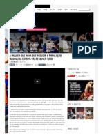 A Mulher Que Acha Que Reduzir a População Masculina Em 90% Vai Resolver Tudo _ VICE Brasil