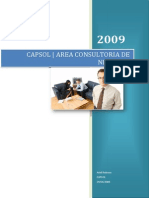 Capsol - Area Consultoria de Negocios
