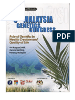 Genetic Identification of Four Malaysian Mackerel Species