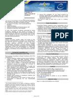 Factsheet on Blood Transfusion Activities 2014
