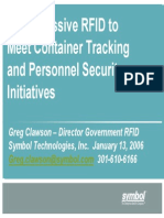 2983890 Using Passive Rfid to Meet Container Tracking Personnel