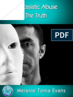 Narcissistic Abuse, The Truth - By Melanie Tonia Evans