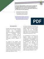 Diseño de Terapia de Electroestimulación Para Favorecer Procesos de Cicatrización en Ulceras de Pie Diabético Mediante Uso de Corrientes Galvánicas