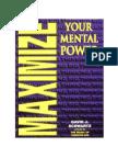 Maximize Your Mental Power_David Schwartz