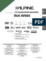Om Ina-w900 English