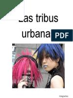 Las tribus urbanas.docx