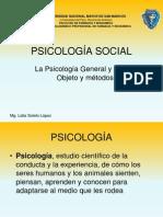 Psicología Social 1ª Clase 2014 (1)