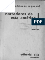 Los maestros de la novela (Rodríguez Monegal)