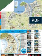 Plano Ciudad Donostia San Sebastian