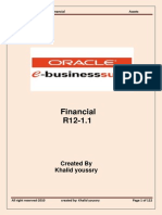 Oracle FA Student Guide