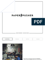 Paper Pusher