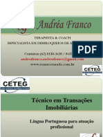 Slides Andréa Franco Atual