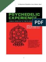 60210494 La Experiencia Psiquedelica Timothy Leary Edit Ado