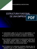 Estructura Funcional