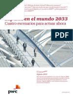Espana en El Mundo 2033