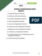 9 Poblacion, Recursos y Degradacion Ambiental