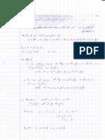 TD de Maths du 21.10.09