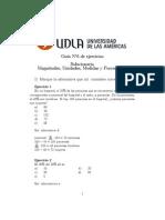 Solucionario.guia6 Magnitudes y Porcentajes