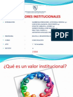 Valores Institucionales - Copia