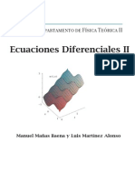 Ecuaciones Diferenciales 2 - Manuel Mañas y Luis Martinez