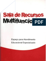 Sala de Recursos Multifuncionais 2006