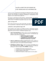 02 Curso Riesgos en Proyectos TI - Descripci%C3%B3n