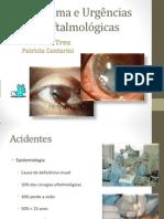 Trauma e Urgencias Oftalmologicas