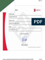 1 - Certificado Segurança Da Informação - Bradesco