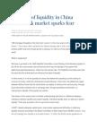 2013_07_06 - Shortage of Liquidity in China Inter TheStarBiz