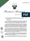 Fenateasp-Reconocido Por MINSA RM 494-2014-PDF